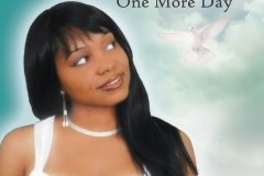 Latoya Williams One More Day Album Cover for online stores