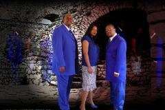 Pastor Leroy and Dewayne Williams w/ Latoya Williams-Higgs