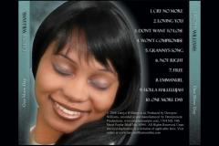 Latoya Williams Higgs One More Day Tray Card
