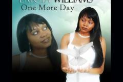 Latoya Williams-Higgs One More Day Album Cover Version 1